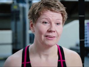 Ragnhild er kjempefornøyd med å holde vekta og de ny vanene sine tre år etter hun gikk ned 30 kilo.