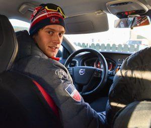 Volvoen på fire hjul frakter Emil fra A til Å