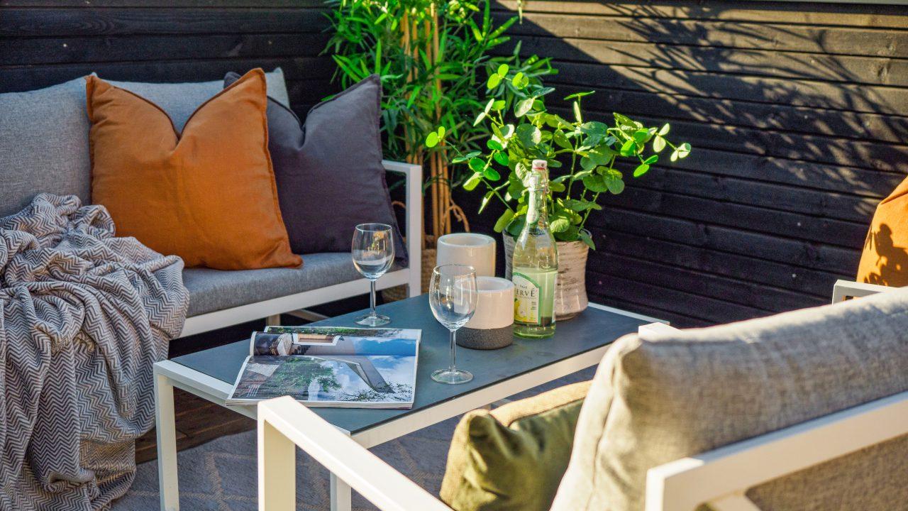 Illustrasjonsfoto terrassemiljø for boliger med loftsetasje (2)